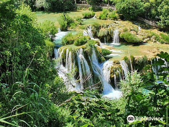 National Park Krka Waterfalls4