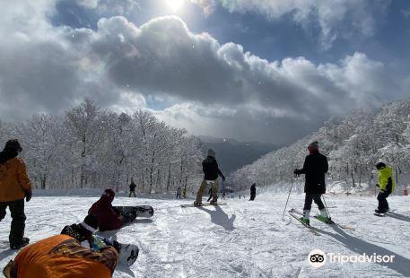 Megashira Hot Spring Megahira Ski Resort