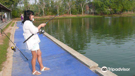 Jomtien Fishing Park2