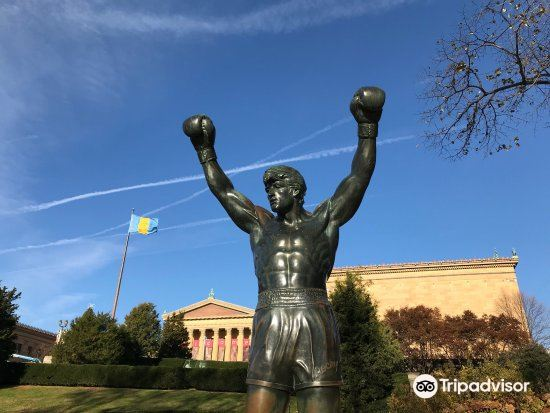 Rocky Statue1