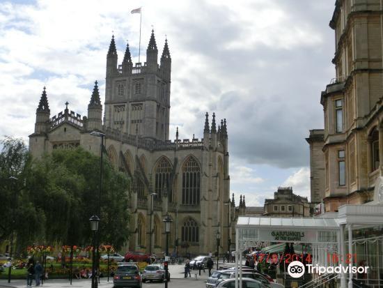 Bath Abbey Heritage Vaults Museum4
