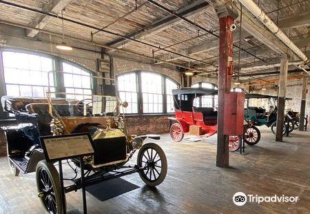 The Ford Piquette Avenue Plant