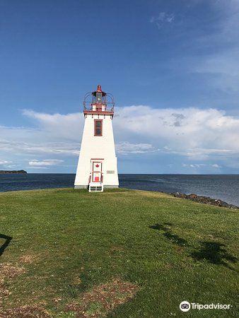 Inch Arran Point Range Lighthouses1