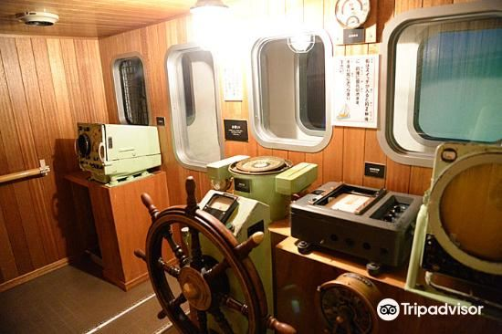 Hakodate City Northern Pacific Fishery's Document Museum4