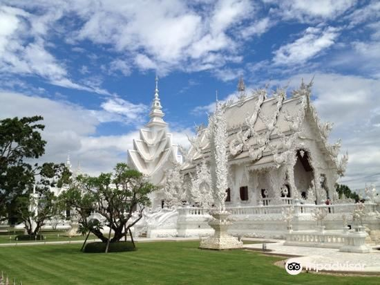 White Temple (What Rong Khun)4