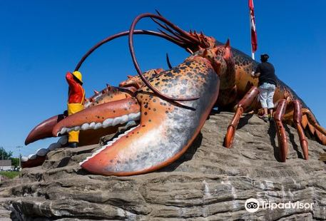 Shediac Home of the World's Largest Lobster