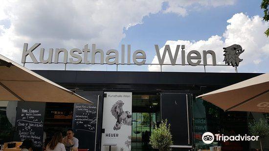 Kunsthalle Wien Karlsplatz1