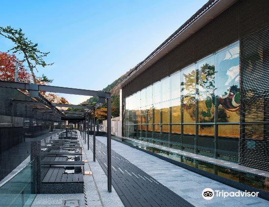岡田美術館2
