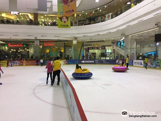 The Rink at JCube1
