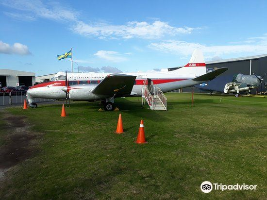 Classic Flyers Aviation Museum3