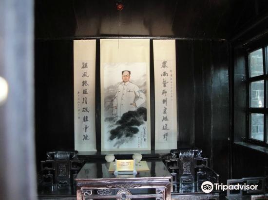 黃橋戰役紀念館(丁家花園)4
