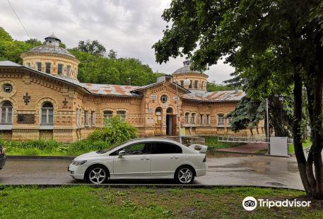 Building of Yermolovskikh  Baths