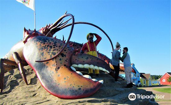 Shediac Home of the World's Largest Lobster1