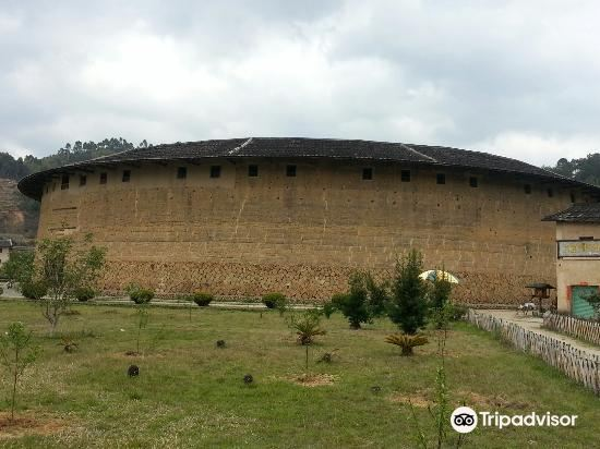 Hua'an Earthen Buildings4