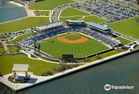Blue Wahoos Ballpark