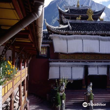 Anjue Temple3