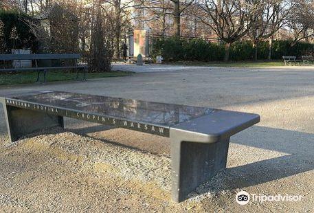 Chopin's bench
