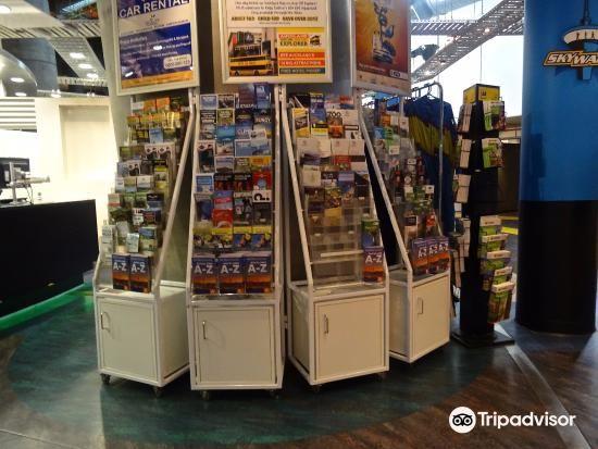 Auckland i-SITE Visitor Information Centre - SKYCITY1