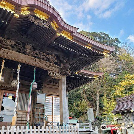 西葉神社1