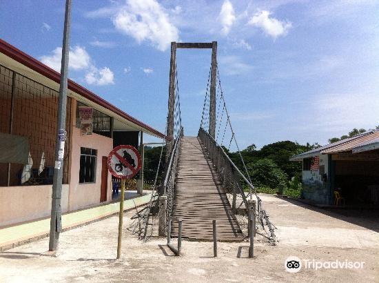 Tamparuli Suspension Bridge3