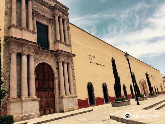 Museo de Arte Abstracto Manuel Felguerez3