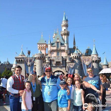迪士尼主題樂園度假區1