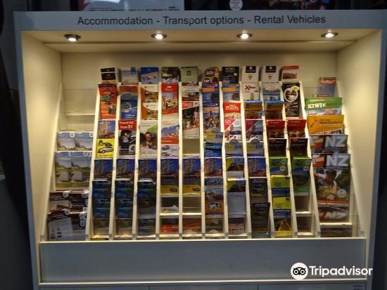 Auckland i-SITE Visitor Information Centre - SKYCITY4