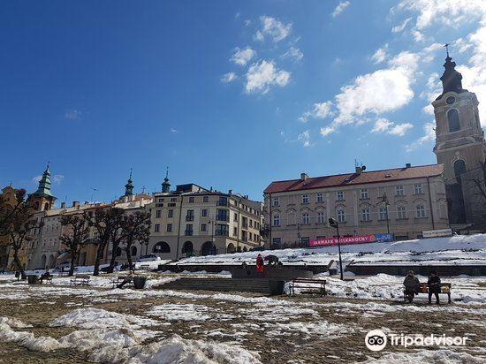 Przemysl Old Town1