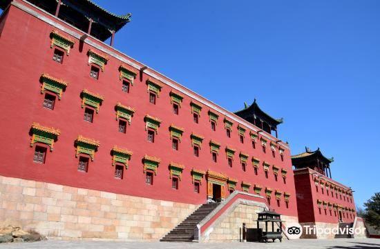 Xumi Fushou Temple2