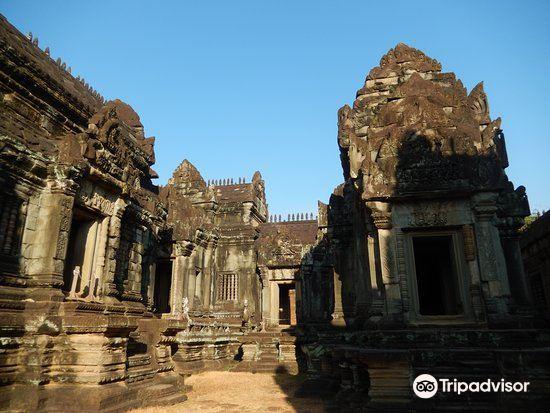 Angkor Archaeological Park4