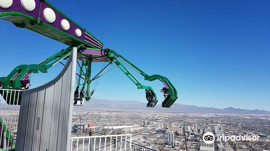 Insanity The Ride At The Stratosphere Travel Guidebook Must Visit Attractions In Las Vegas Insanity The Ride At The Stratosphere Nearby Recommendation Trip Com