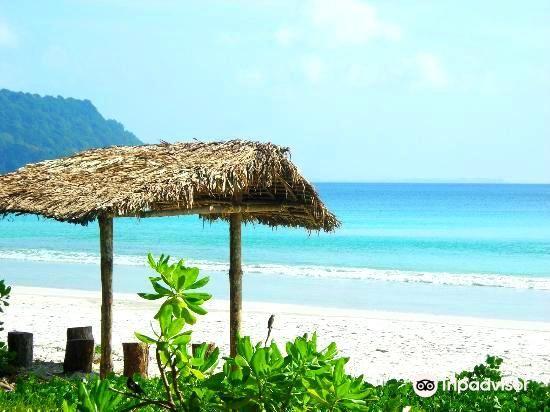 Radhanagar Beach2
