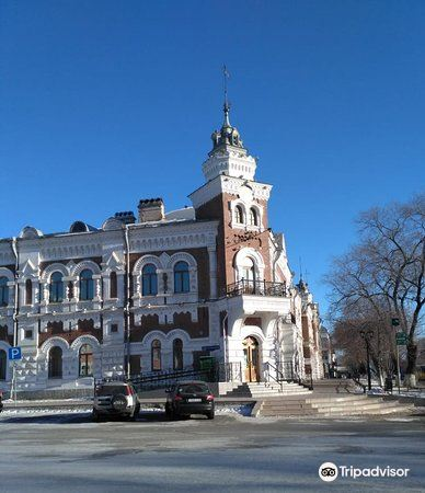 Amur Regional Local Lore Museum of Novikov-Daurskiy1