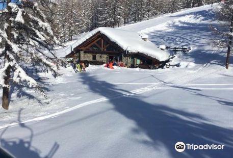 Scuola Sci & Snowboard Sansicario Action