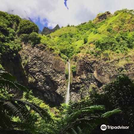 Fautaua Waterfall4