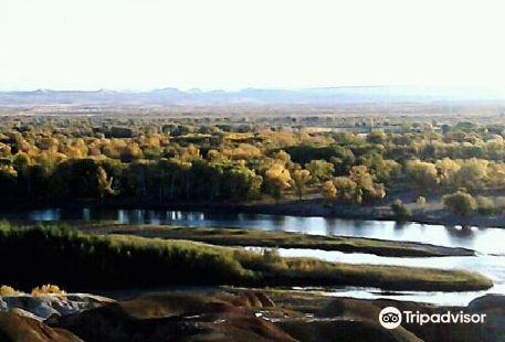 克拉瑪依河
