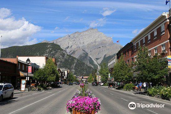 Banff Avenue1
