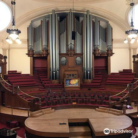 衛理公會中央禮堂2