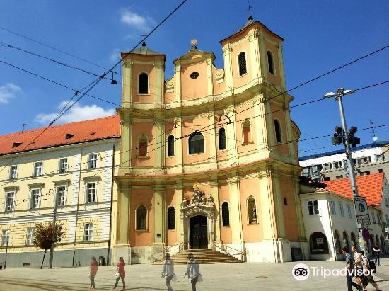 Kostol Trinitarov4
