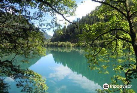 Ganhaizi National Forest Park
