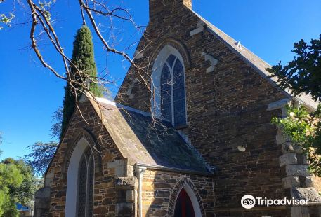 Historic Holy Trinity Anglican Church, Maldon