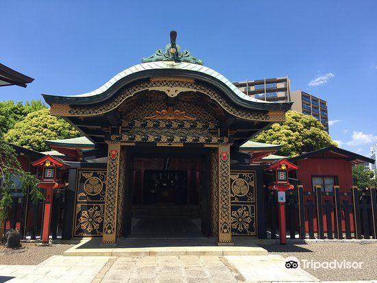 Moto Toshogu Shrine3