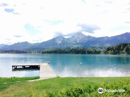 Faaker See Lake2
