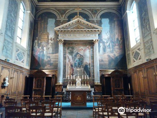 Eglise Saint Thomas d'Aquin2
