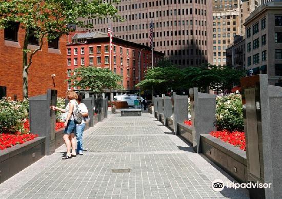 New York City Vietnam Veterans Memorial Plaza2