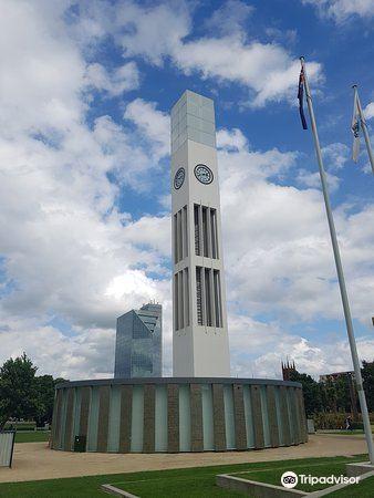 Palmerston North Clock Tower3