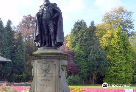 George Frederick Samuel Statue