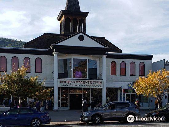 House of Frankenstein Wax Museum