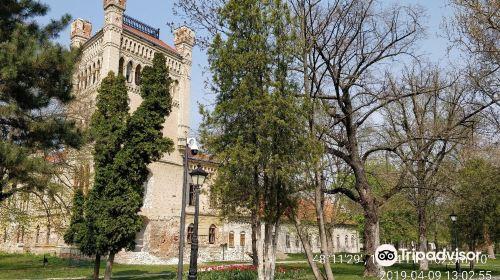Neo-Gothic castle