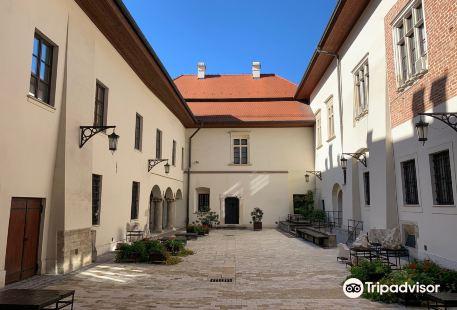 The Bishop Erazm Ciolek Palace - National Museum in Krakow